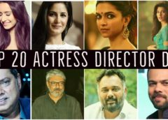 Top 20 Bollywood's Biggest Actress – Director Duo..