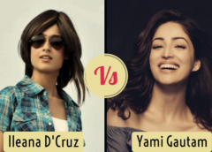 Ileana D'Cruz Vs Yami Gautam – Star Comparison And Analysis,,