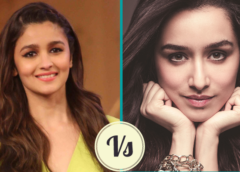 Alia Bhatt Vs Shraddha Kapoor – Star Comparision And Analysis..
