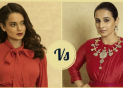 Kangana Ranaut Vs Vidya Balan – Star Comparison and Analysis..